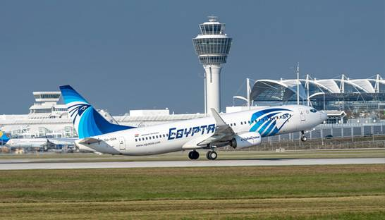 EgyptAir's Bain & Company turnaround plan taking flight