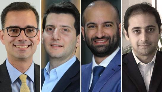 Strategy& admits four new partners in the Middle East practice