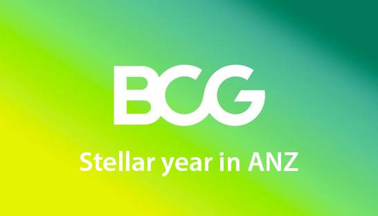 Stellar year for Boston Consulting Group Australia and New Zealand