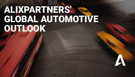 Auto industry entering 'profit desert,' finds AlixPartners research