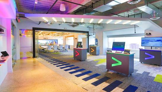 Accenture Interactive buying its way to well over 20% growth