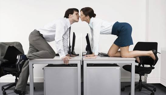 Employees secretive about workplace romances, despite prevalence