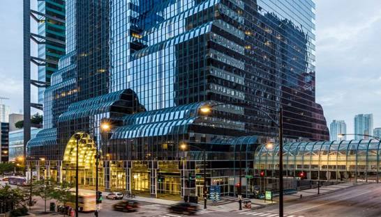 500 West Madison in Chicago rebranded Accenture Tower