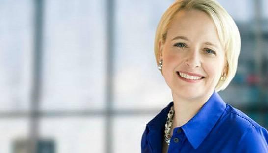Accenture names Julie Sweet chief executive officer