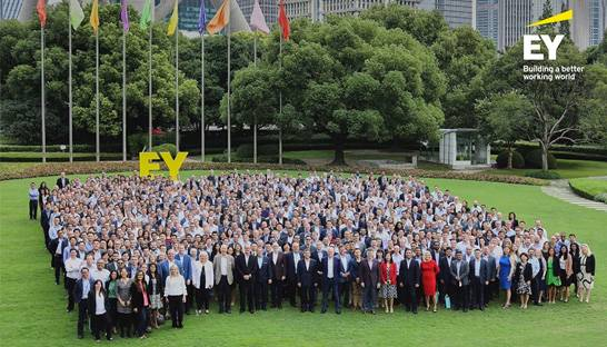EY makes 733 Partner promotions globally