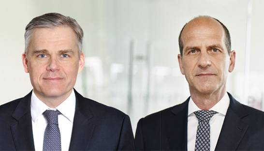 Markus Thiesmeyer joins Stefan Kirmße at the helm of zeb
