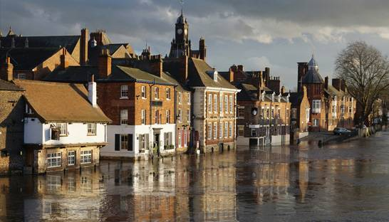 Environment Agency enlists Arcadis to offset UK floods