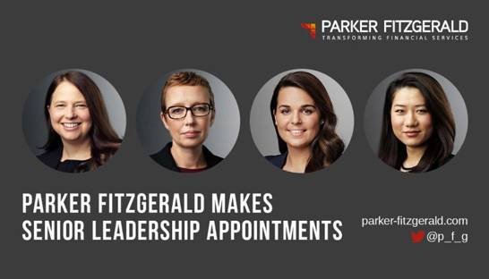 Parker Fitzgerald appoints four women to leadership roles