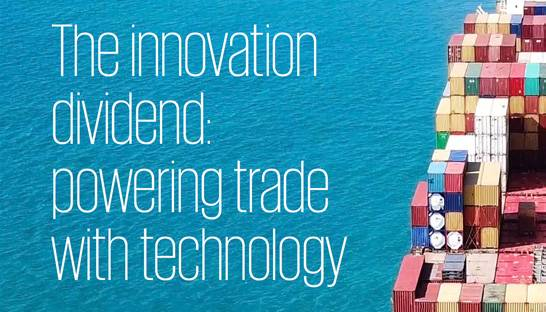 KPMG suggests new technology could triple UK trade by 2050