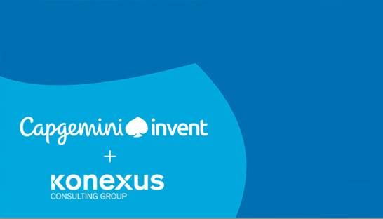 Konexus Consulting joins Capgemini Invent in Germany