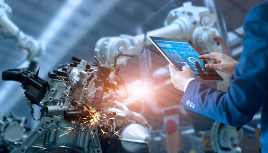 Four AI use cases in industrial and manufacturing companies