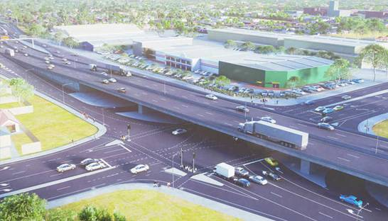 Engineering consulting firms land road contract in Adelaide