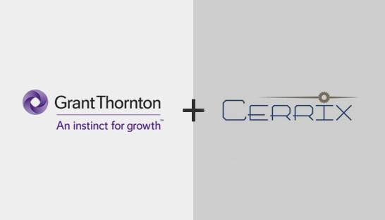 Grant Thornton Advisory ties GRC partnership with Cerrix