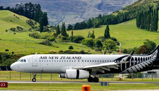 Air New Zealand flies in Oliver Wyman for cost cutting review