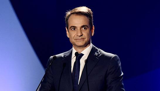 Ex-consultant Kyriakos Mitsotakis now Prime Minister of Greece
