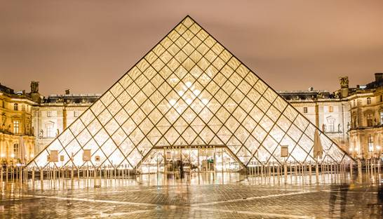 Accenture helping Louvre museum digitise its art experience
