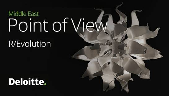 Deloitte releases latest edition of Middle East PoV magazine