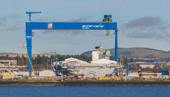 Deloitte secures future of Scottish shipyard