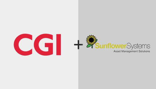 CGI acquires asset management specialist Sunflower Systems