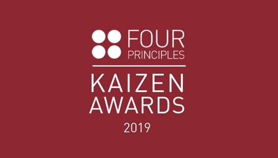 Four Principles launches second edition of annual Kaizen awards