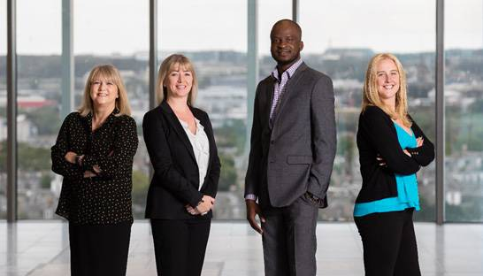 Susan Roberts and Yomi Solanke join Grant Thornton Scotland