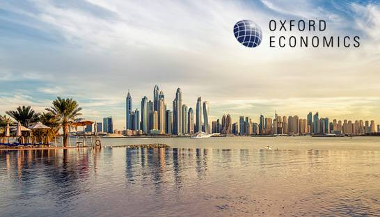 Oxford Economics expands UAE operations amid positive outlook