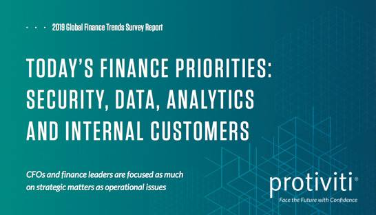 Top trends and priorities for CFOs and Finance Directors