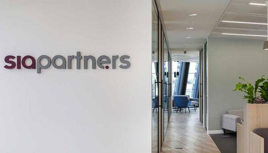 Sia Partners move to new Bartholomew Close office