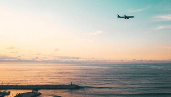 Half of oversea flights come from one-tenth of English residents