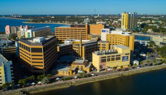 GE Healthcare helps Tampa General Hospital launch CareComm