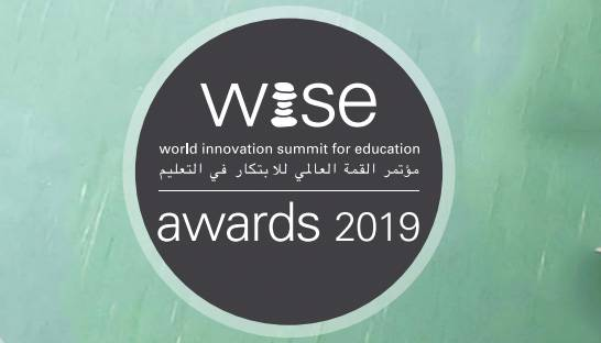 Qatar Foundation issues 2019 WISE education innovation awards