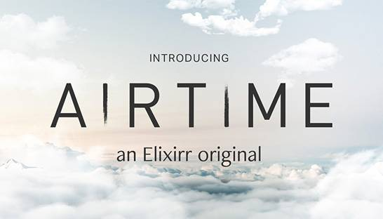 Elixirr takes to the skies to celebrate decade in business