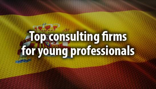 The top consulting firms in Spain for young professionals