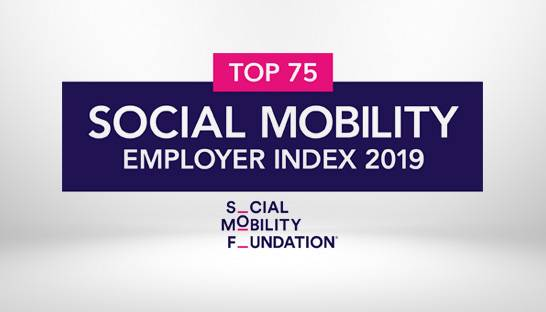 Professional services firms rank highly in social mobility list