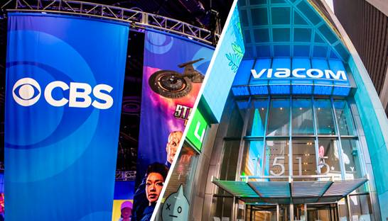 CBS and Viacom tap Bain to advise on merger integration