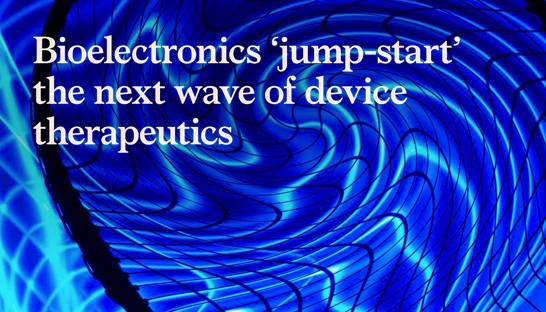McKinsey outlines the multibillion-dollar potential of bioelectronics