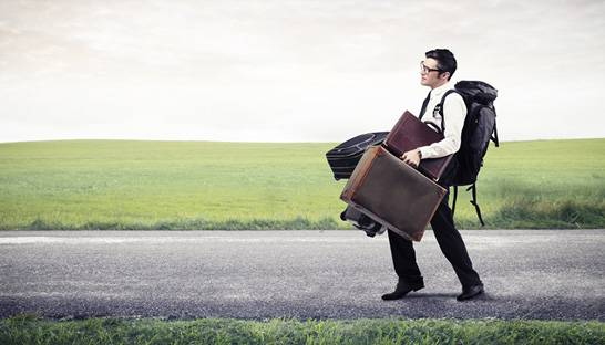 Job-hopping 'career nomads' could be costing some companies