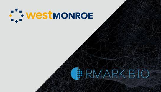West Monroe teams with rMark Bio to drive AI adoption in life science