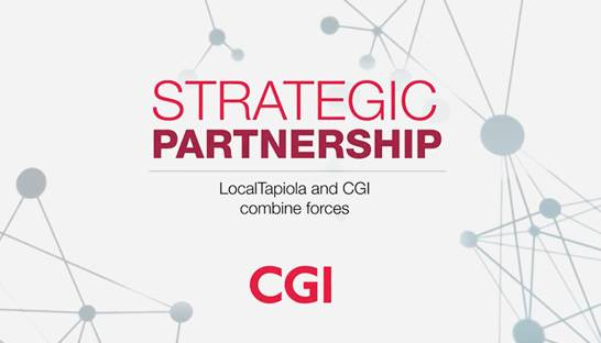 CGI expands strategic IT services work at LocalTapiola