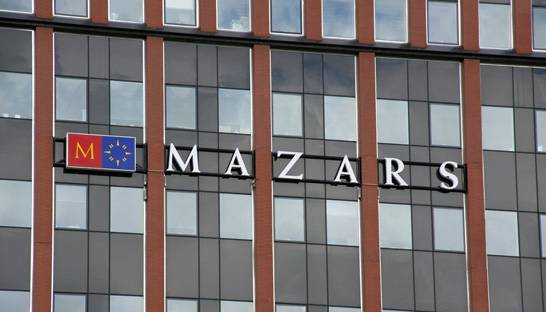 Mazars sets up financial services advisory practice in Africa