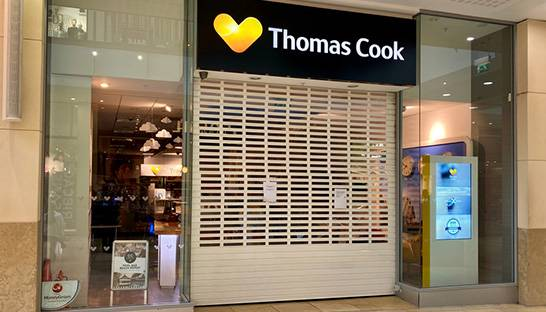 EY and PwC also sold consulting work to Thomas Cook