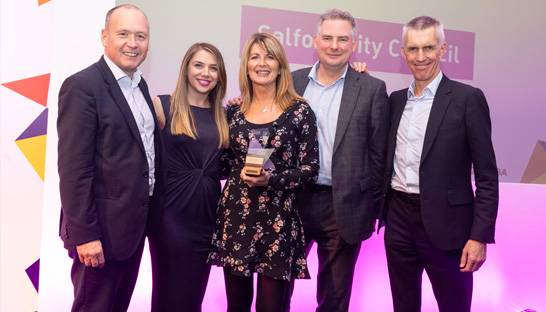Mason Advisory wins top prize at Salford Business Awards