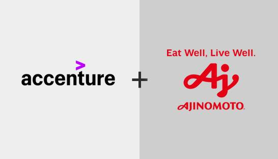 Accenture forms joint venture with Japanese food firm Ajinomoto