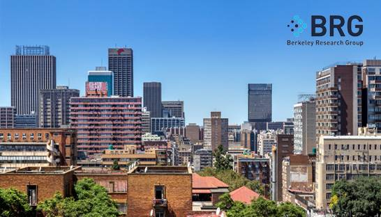 Berkeley Research Group opens Johannesburg office