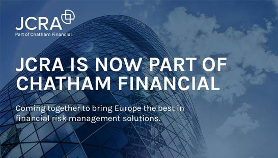 JCRA joins Chatham to form financial risk management giant