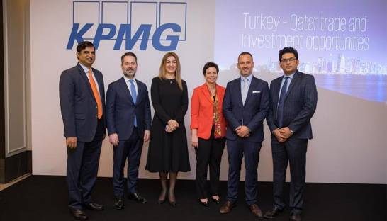 KPMG Qatar launches Turkey desk to support growing business ties