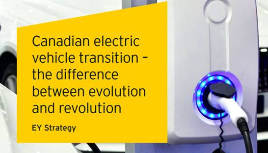 Government policy the key factor in electric vehicle uptake, finds EY