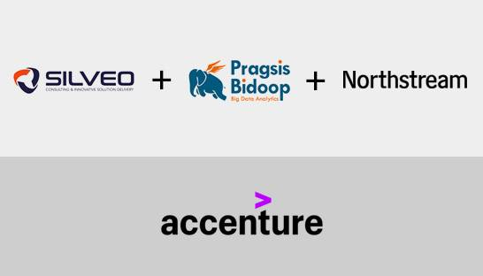 Accenture buys companies in France, Spain and Sweden