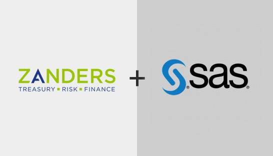 SAS extends finance & risk partnership with Zanders