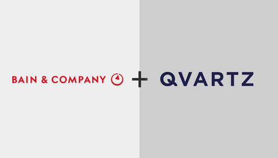 Bain & Company set to buy Nordic strategy consultancy Qvartz